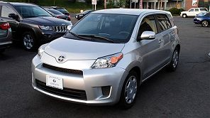 Image of Used 2014 Scion xD Base