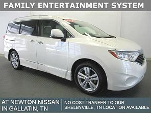 Image of Used 2015 Nissan Quest SL
