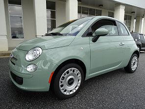 Image of Used 2015 Fiat 500 Pop