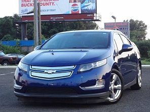 Image of Used 2012 Chevrolet Volt