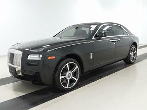 Image of Used 2014 Rolls-Royce Ghost Series II