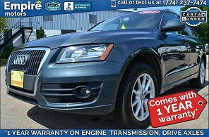 Image of Used 2011 Audi Q5 Premium