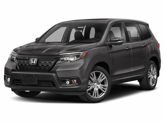 2019 Honda Passport EX L
