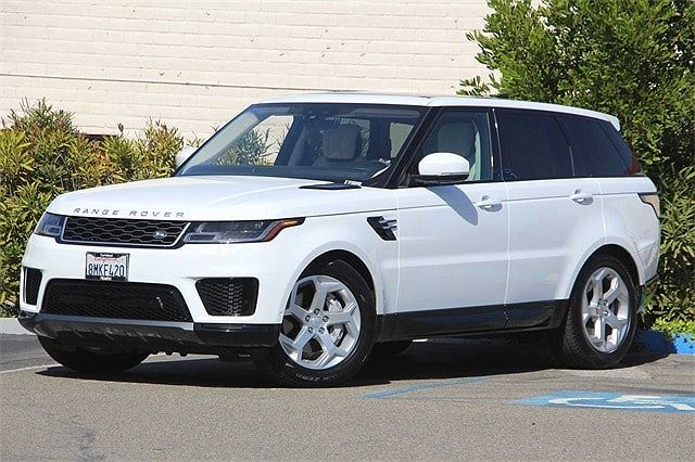 2020 Land Rover Range Rover Sport HSE