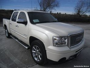 Image of Used 2013 GMC Sierra 1500 Denali
