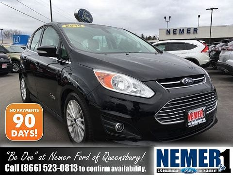 Image of Used 2016 Ford C-Max SEL