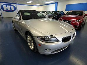 Image of Used 2005 BMW Z4 2.5i