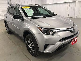 2017 Toyota RAV4 LE en venta en Edinburg, TX Image