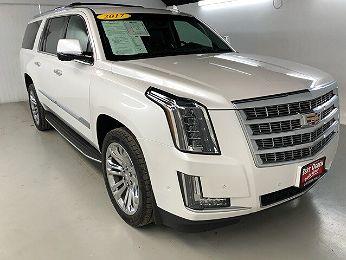 2017 Cadillac Escalade ESV en venta en Edinburg, TX Image