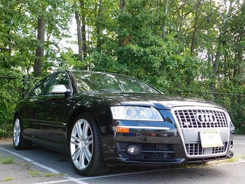 Image of Used 2007 Audi S8