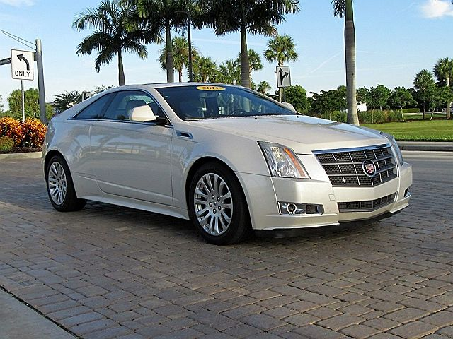 2011 Cadillac CTS Performance