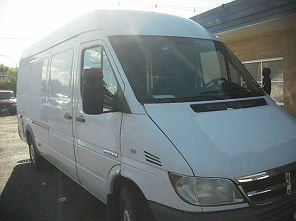 Image of Used 2006 Dodge Sprinter 2500