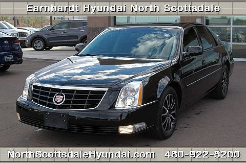 Image of Used 2011 Cadillac DTS Premium