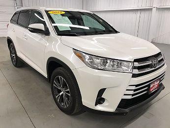 2019 Toyota Highlander LE en venta en Edinburg, TX Image