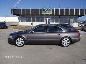 Image of Used 2000 Audi A8 4.2