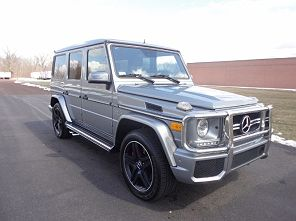 Image of Used 2014 Mercedes-Benz G63 / G65 AMG AMG G 63