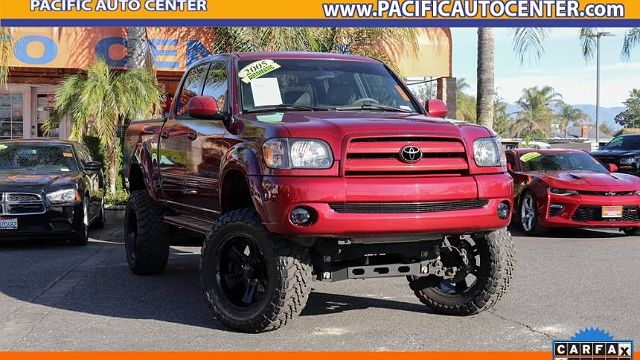 2005 Toyota Tundra Limited Edition