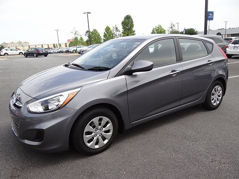 Image of Certified 2015 Hyundai Accent GS
