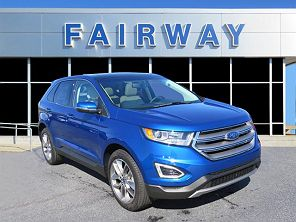 Image of New 2018 Ford Edge Titanium