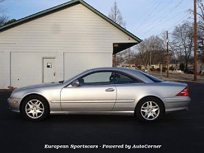 Image of Used 2000 Mercedes-Benz CL-class CL 500