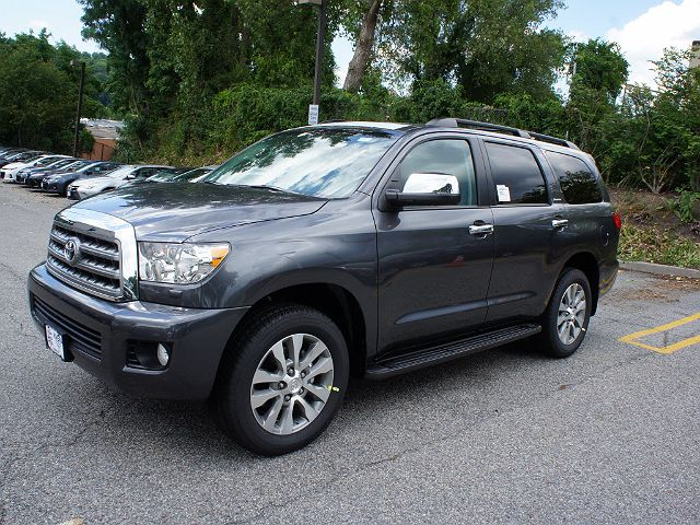 2016 Toyota Sequoia Limited Edition