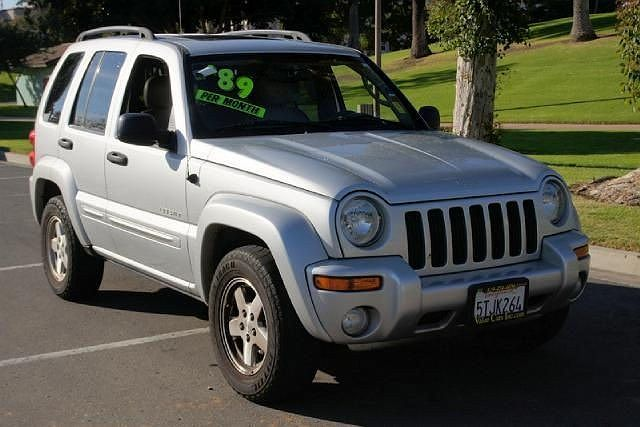 2004 Jeep Liberty Limited Edition