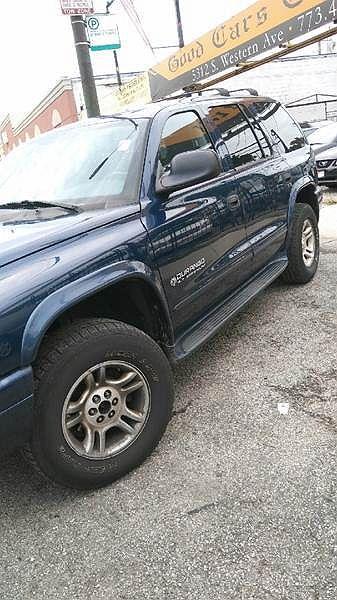 2003 Dodge Durango SLT Plus