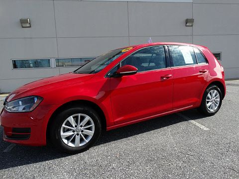 Image of Certified 2015 Volkswagen Golf
