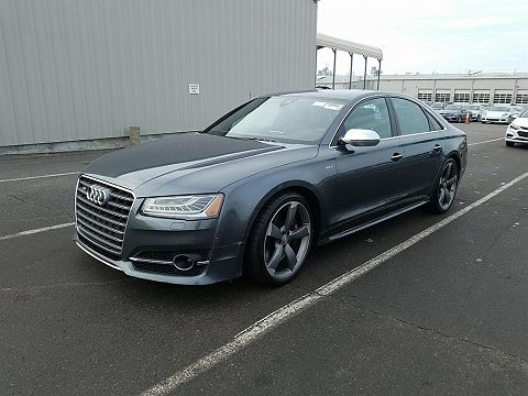 Image of Used 2015 Audi S8