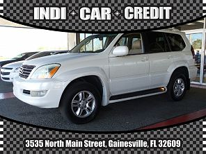 Image of Used 2004 Lexus GX 470