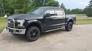 Image of Used 2015 Ford F-150 XLT