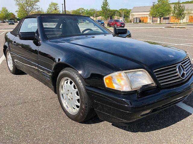 1997 Mercedes-Benz SL-Class