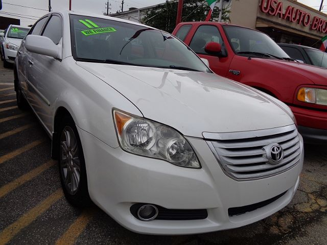 2010 Toyota Avalon Limited Edition