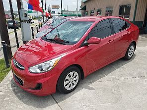 Image of Used 2016 Hyundai Accent SE