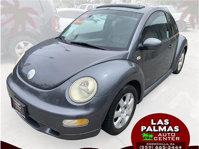 2003 Volkswagen New Beetle GLS