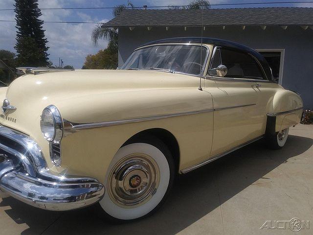 1950 Oldsmobile Eighty Eight