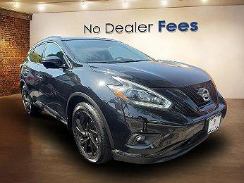 2018 Nissan Murano SL en venta en Woodside, NY Image