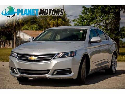 Image of Used 2016 Chevrolet Impala LT