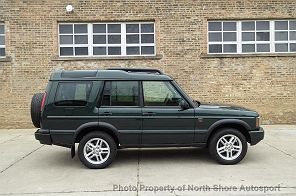 Image of Used 2004 Land Rover Discovery II SE