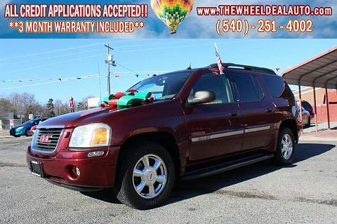 Image of Used 2004 GMC Envoy XL XL