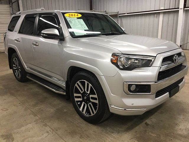 2014 Toyota 4Runner Limited Edition