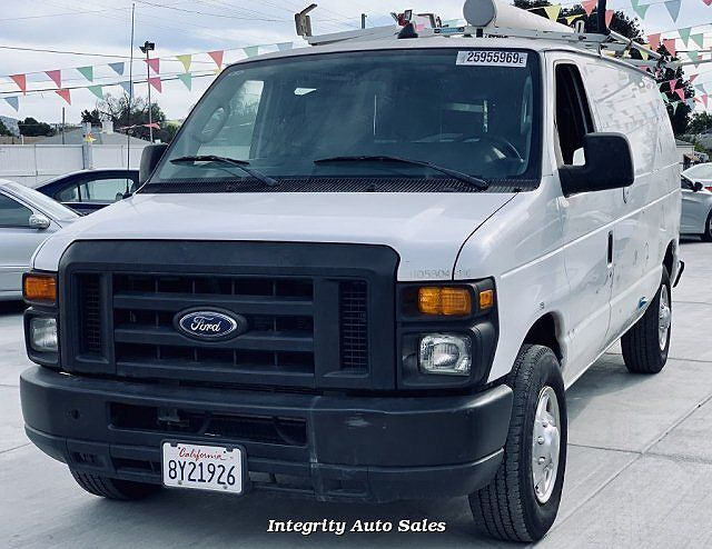 2010 Ford Econoline E-250 Commercial