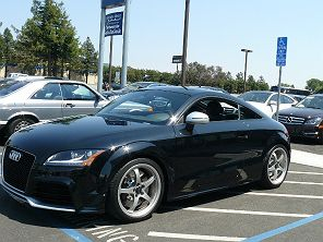 Image of Used 2012 Audi TT / TTS RS