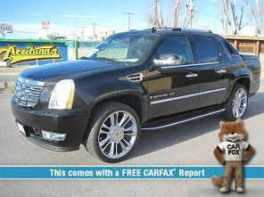 Image of Used 2008 Cadillac Escalade EXT EXT