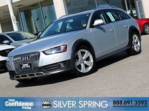 Image of Used 2013 Audi A4 Allroad Quattro Premium Plus