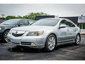 Image of Used 2009 Acura RL Technology
