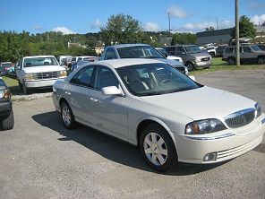 Image of Used 2004 Lincoln LS Premium