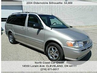 2004 OLDSMOBILE SILHOUETTE GLS
