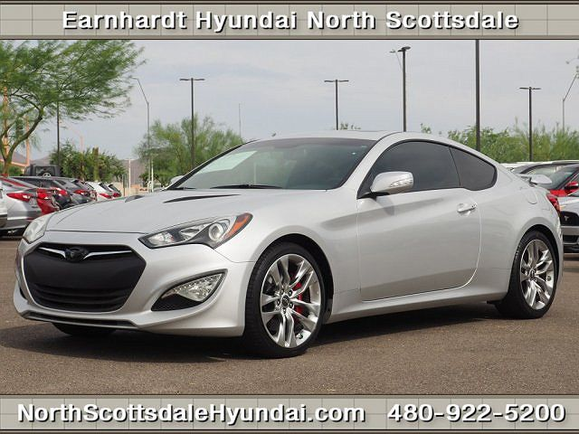 2016 Hyundai Genesis Ultimate