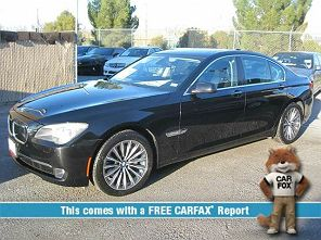 Image of Used 2011 BMW 7-series 740i